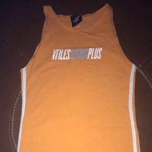 V Files Sports Plus Dress